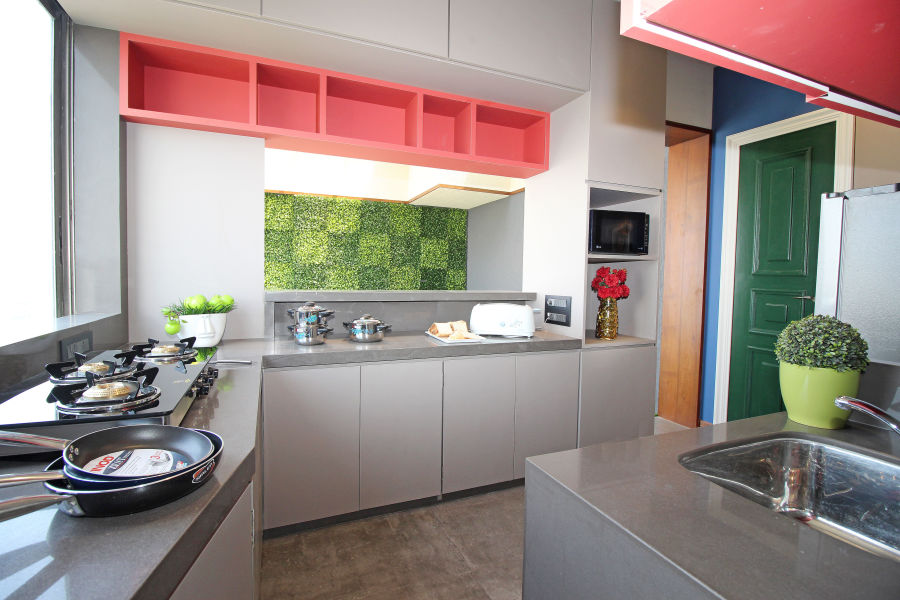 alt-text Kitchen, Serviced Apartments in Khar, Rooms in Khar, Hotels in Khar