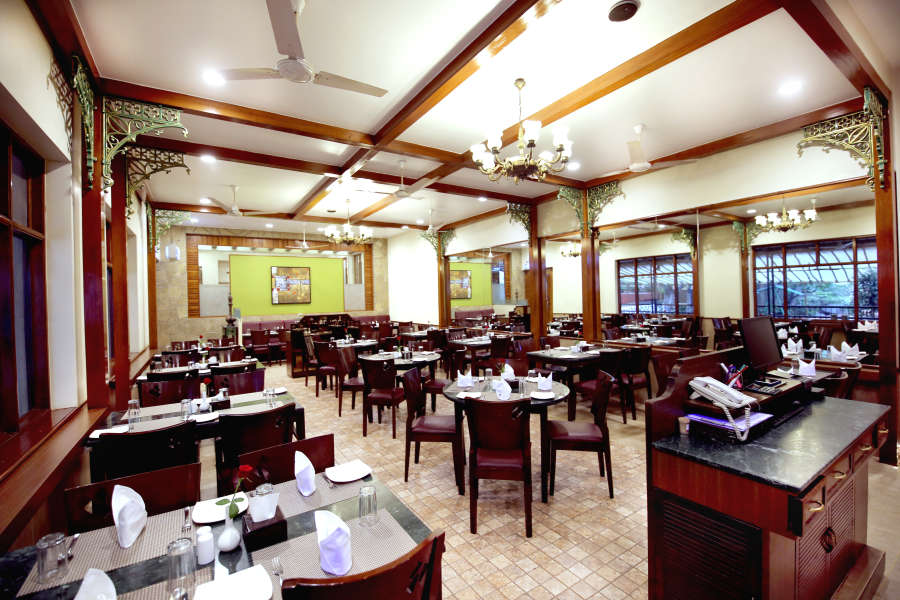 alt-text Rani Rasoi Restaurant Zara s Resort Hotels in Lonavla for Honeymoon Couples 2