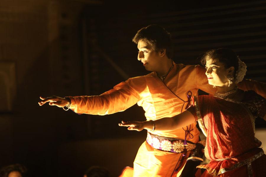 alt-text Dance at Udayan Terrace