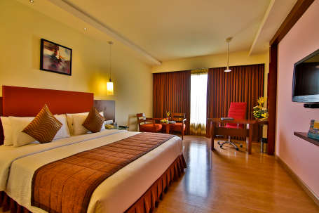 Executive Room at Gokulam Park Coimbatore 2