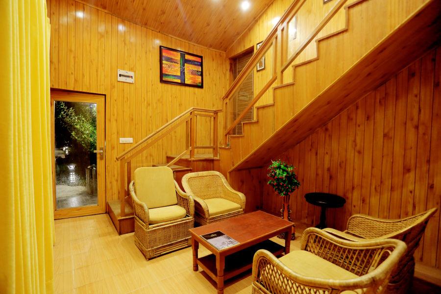 alt-text Amara 2-Bedroom Suite 6, Amara Resorts, Manali, Holiday resort in Manali
