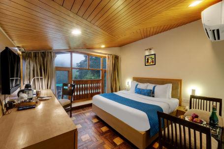Junior Suite at The Manali Inn Hotel