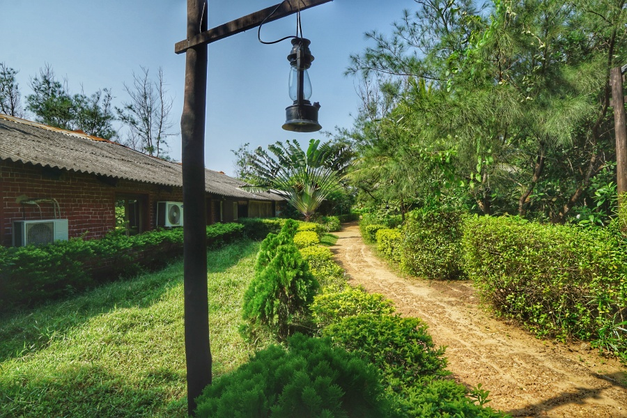alt-text Lotus Eco Resort Konark Resort in Konark near Sun Temple - Nature Retreat