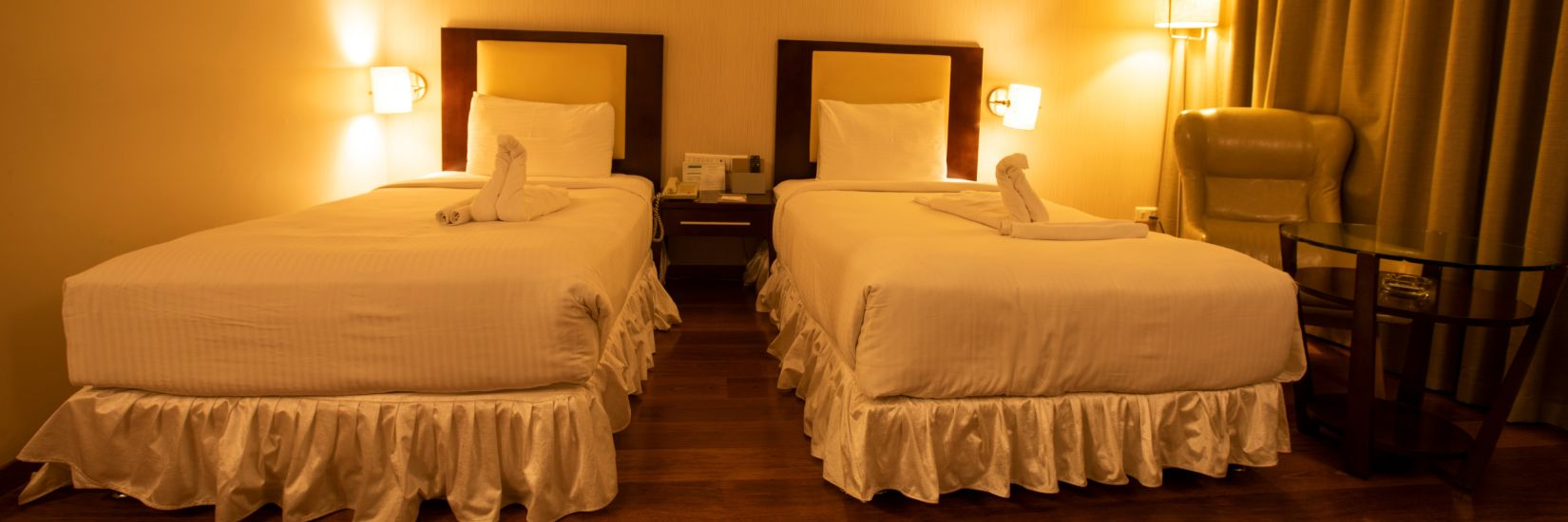 Executive Room twin Bed 6