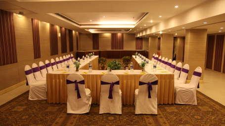 VITS Bhubaneswar Hotel Bhubaneswar Emerald Conference Hall at VITS Hotel Bhubaneswar