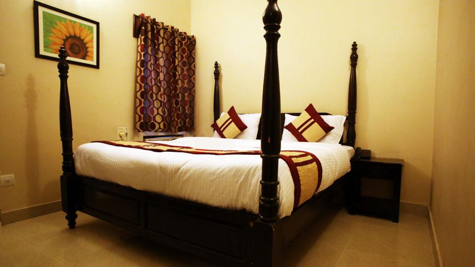 Ajit Mansion Jodhpur Deluxe Room Hotel Ajit Mansion Jodhpur 1