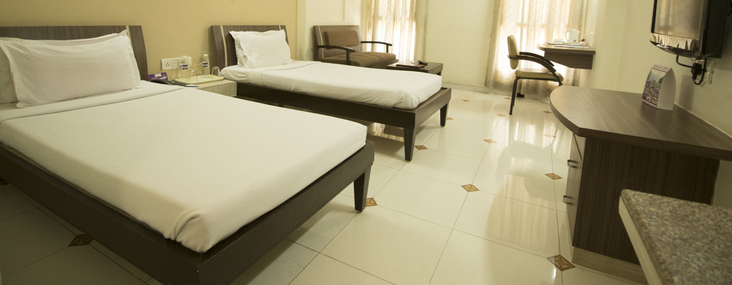 Family Rooms at VITS Nanded Hotel - Besr Hotels in Nanded 3