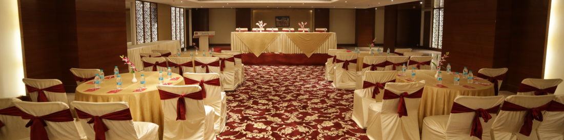 events and banquets at The PL Palace Hotel Agra 5
