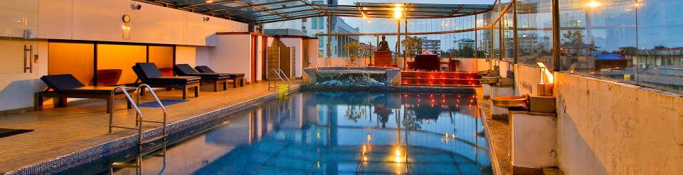 Swimming Pool The Gokulam Park Kochi
