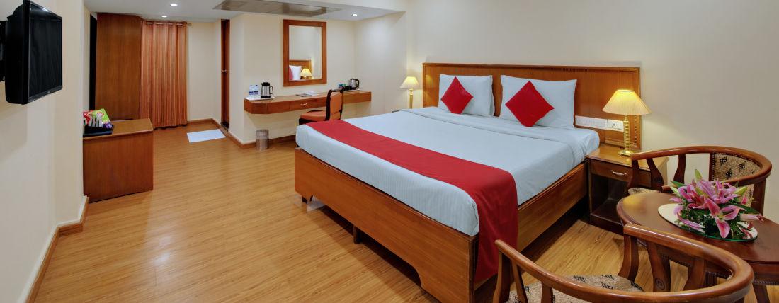 SRM Hotel Maram Malai Nagar Chennai 5