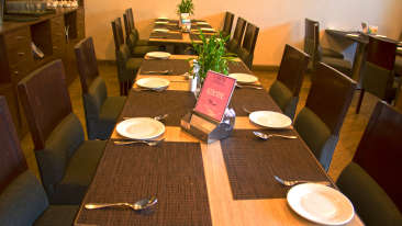 VITS Bhubaneswar Hotel Bhubaneswar Restaurant 3 - VITS Hotel Bhubaneshwar