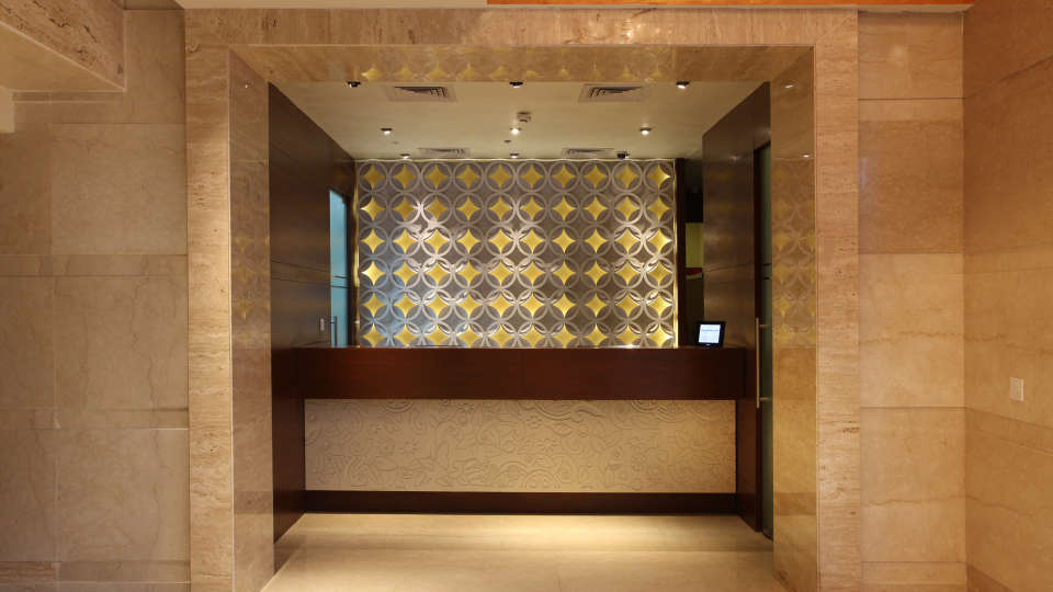 Reception at Mahagun Sarovar Portico Vaishali, hotels in ghaziabad