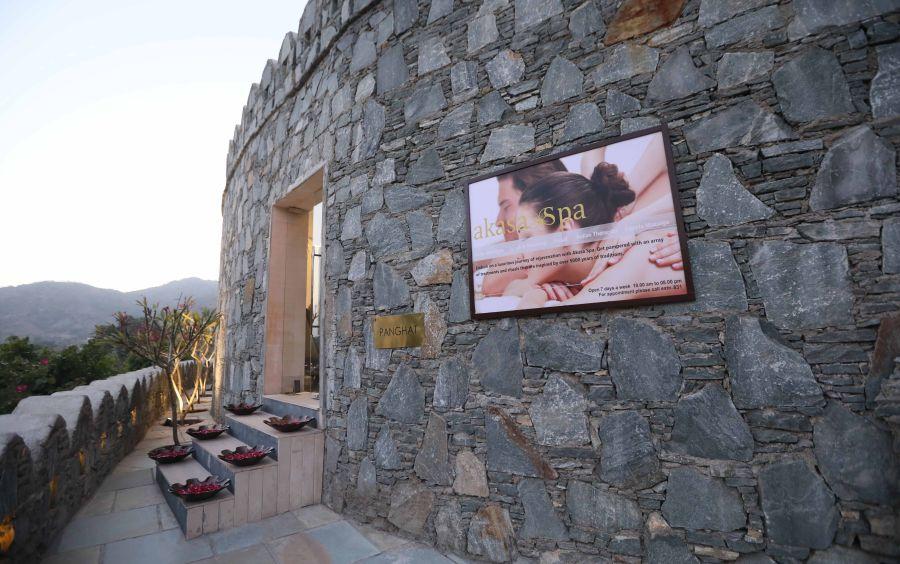 alt-text Akasa Spa Ramada Resort Kumbhalgarh Spa in Kumbhalgarh 33