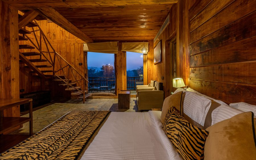 alt-text The Baagh Ananta Elite, Luxury resorts in Ranthambore, cottages in Ranthambore