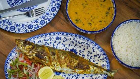 Dining  | Bara Bungalow, South Goa 2