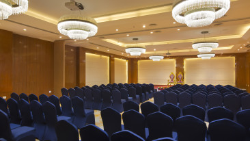 Conference hall at Hotel Southend By TGI - Bommasandra Bangalore7