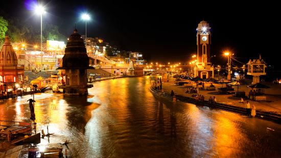 Ganga Lahari Haridwar Har Ki Pauri Haridwar