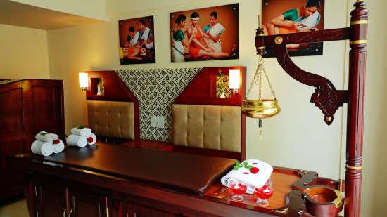 Royal Spa at Gokulam Park Munnar, spa in munnar 1