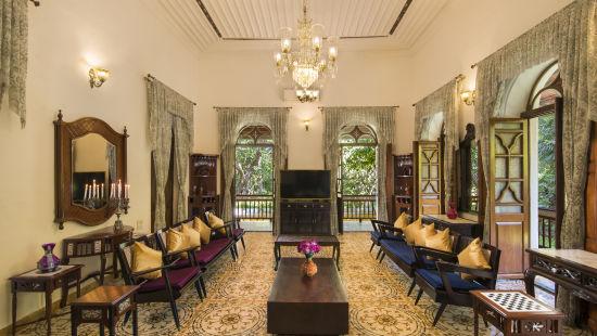Interior | Bara Bungalow, South Goa 7