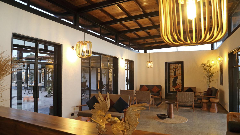 Reception,  Bori Safari Lodge, Betul, Resort near Bori Wildlife Sanctuary