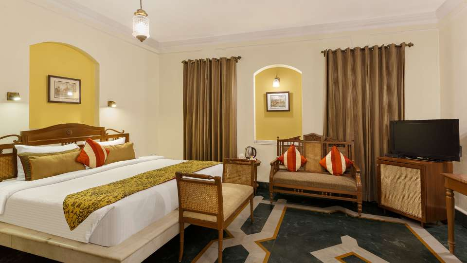 Superior Rooms-The Haveli Hari Ganga Haridwar 2