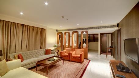 Hotel Z Luxury Residences, Juhu, Mumbai  Mumbai pent house living rm1