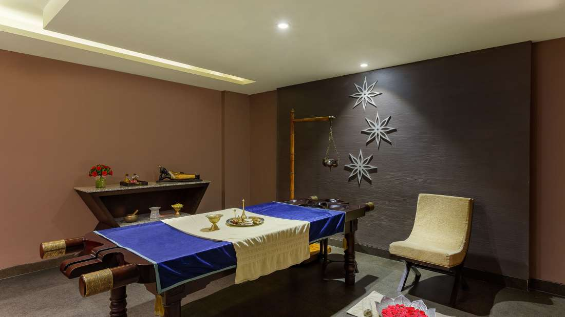 Spa Treatment Room-Aloha on the Ganges Rishikesh qervti