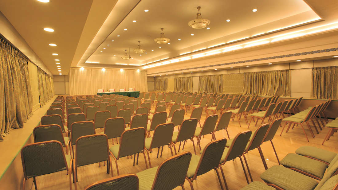 Panorama banquet hall Biverah Hotel Suites Trivandrum Thiruvanthapuram