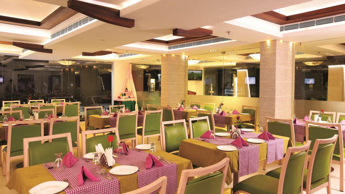 Yummy arbia Restaurant Biverah Hotel Suites Trivandrum Thiruvanthapuram