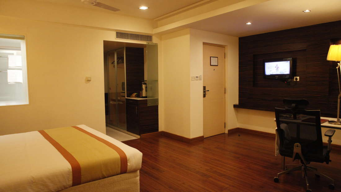Bliss Hotel in Tirupati Club Rooms 2