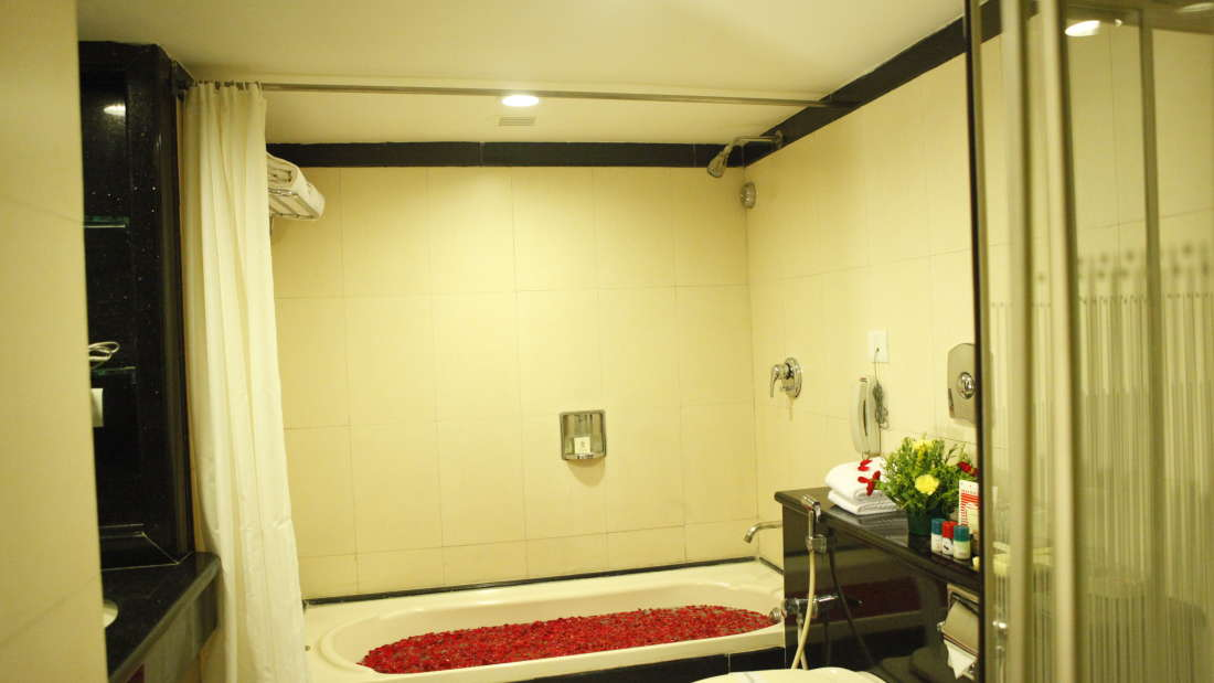 Bliss Hotel in Tirupati Presidential Suite 2