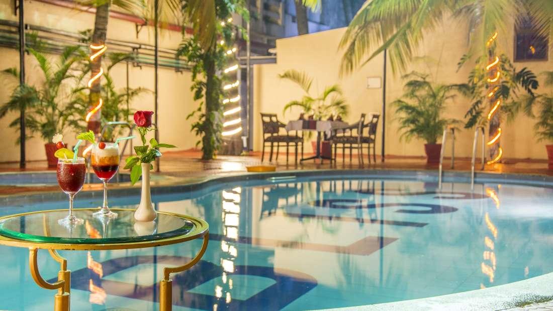 Hotel Bliss, Hotel in Tirupati, Swimming Pool 4