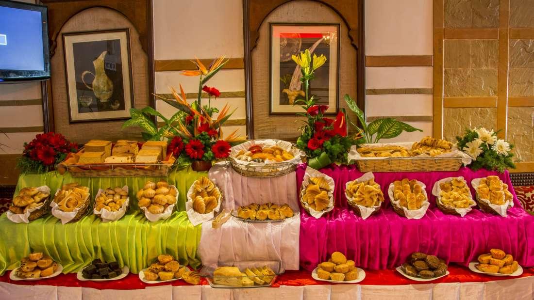 Hotel Bliss, Restaurant in Tirupati, Online Booking Khazana Restaurant 169