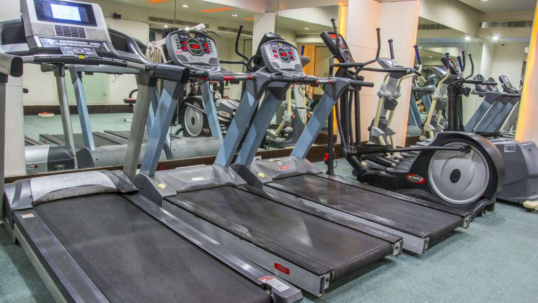 Hotel Bliss Luxury Hotel in Tirupati Online Booking Gym 2