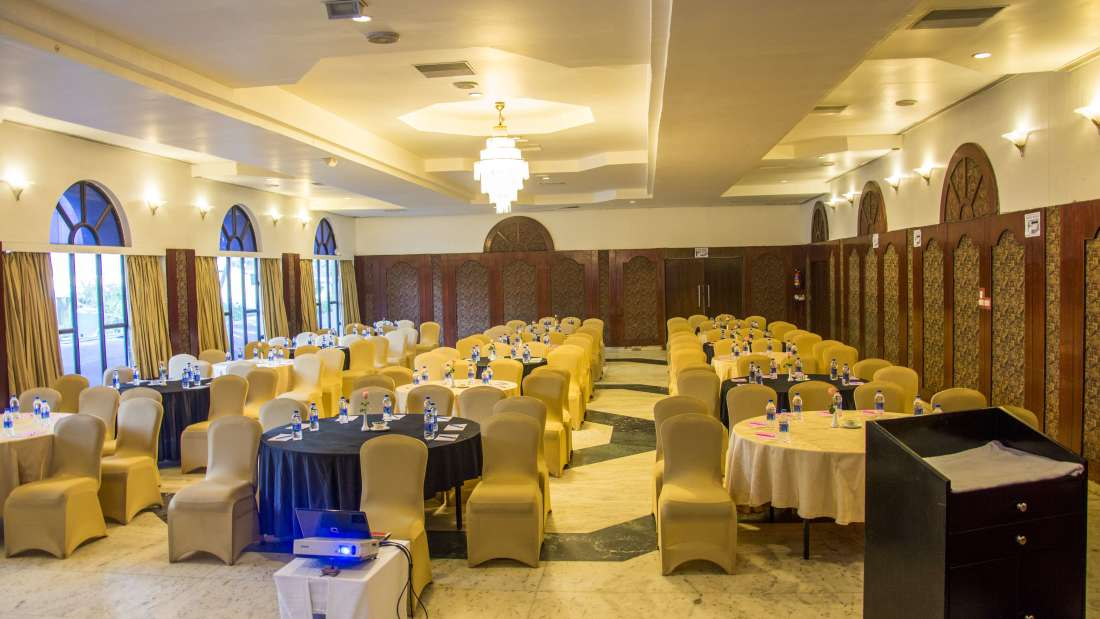 Hotel Bliss Luxury Hotel in Tirupati Online Booking banquet hall 5