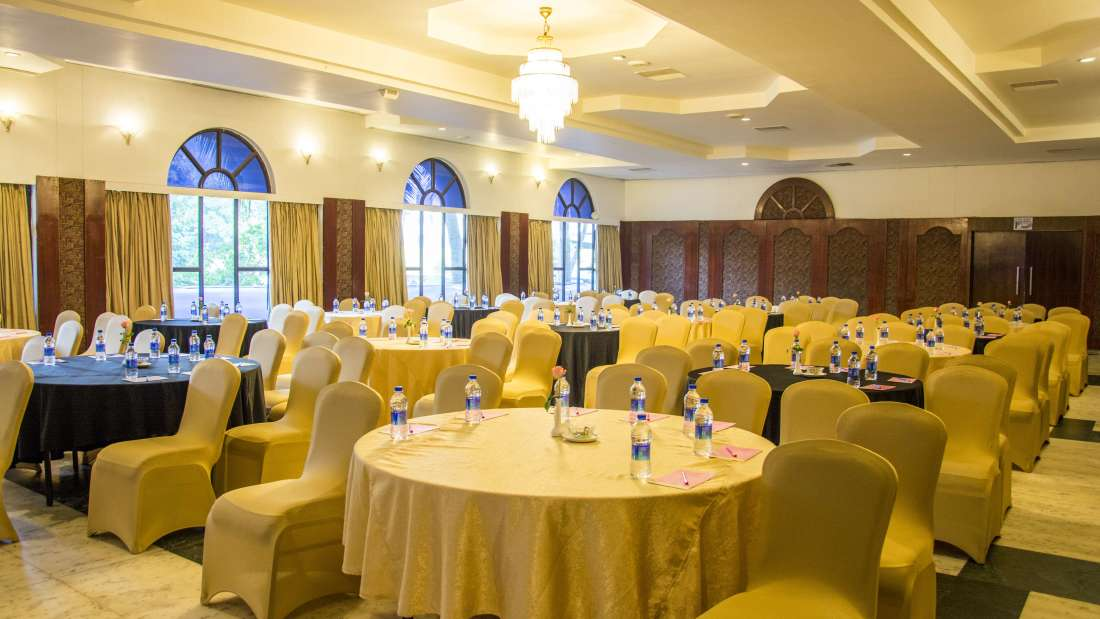 Hotel Bliss Luxury Hotel in Tirupati Online Booking banquet hall 6