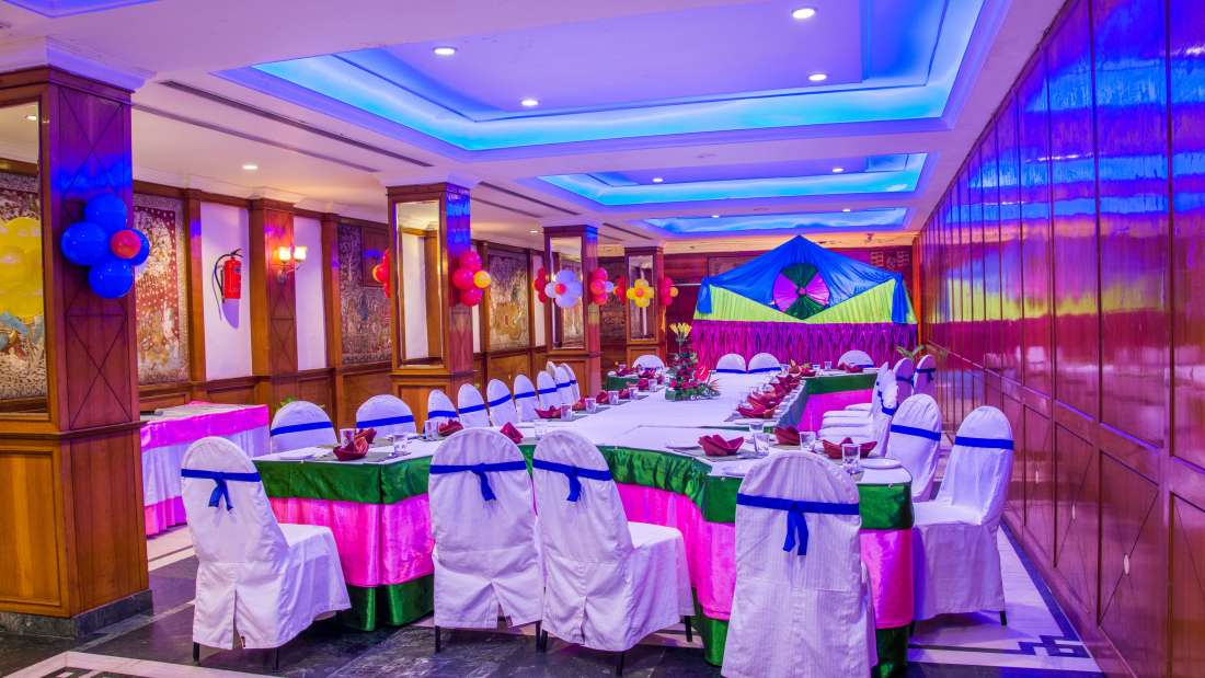 Hotel Bliss Luxury Hotel in Tirupati Online Booking banquet hall 8
