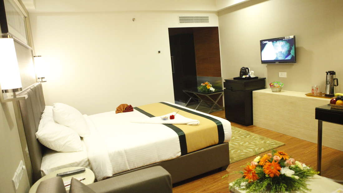 rooms in Tirumala, Bliss Hotel in Tirupati, Executive Rooms 412