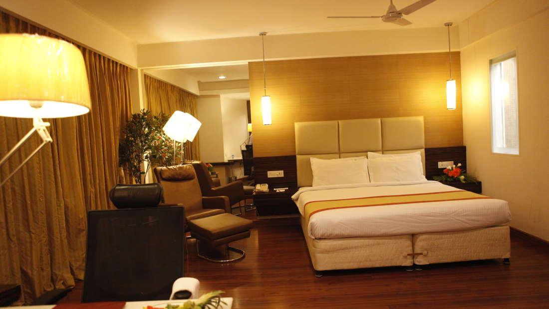 rooms in Tirupati, Bliss Hotel in Tirupati, Club Rooms 333