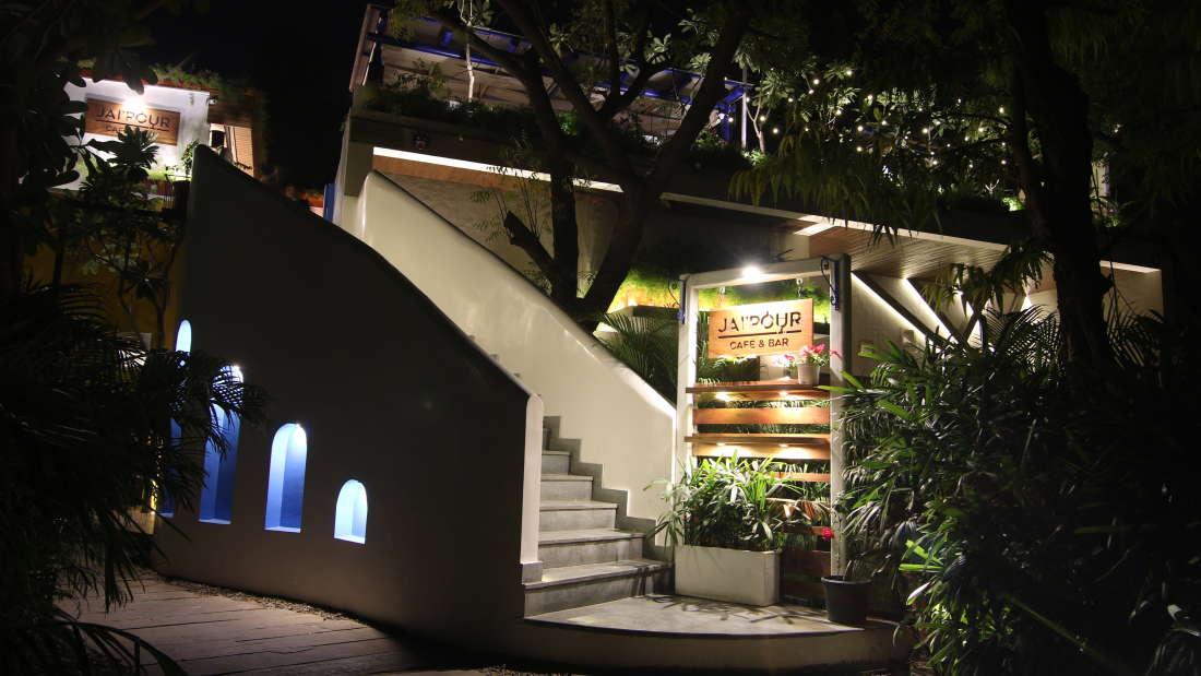 Jaipour Cafe Hotel Devraj Niwas Jaipur 2