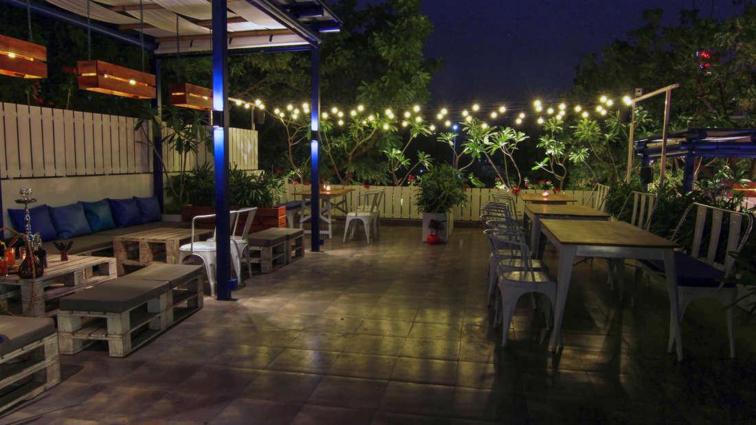 Jaipour Cafe Hotel Devraj Niwas Jaipur 7