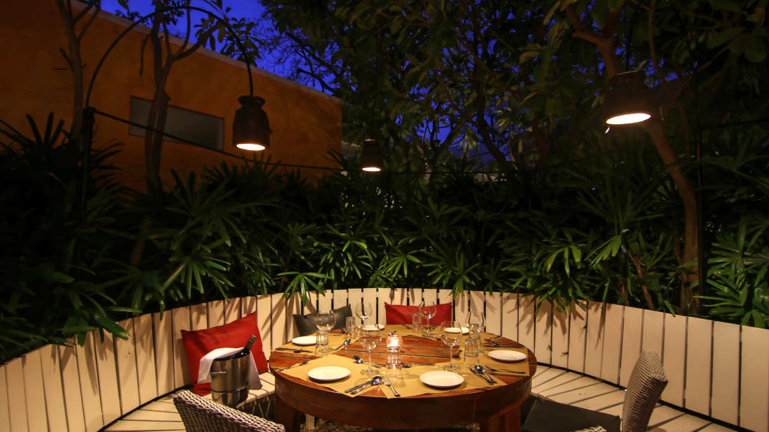 The Forresta Kitchen   Bar Hotel Devraj Niwas 1