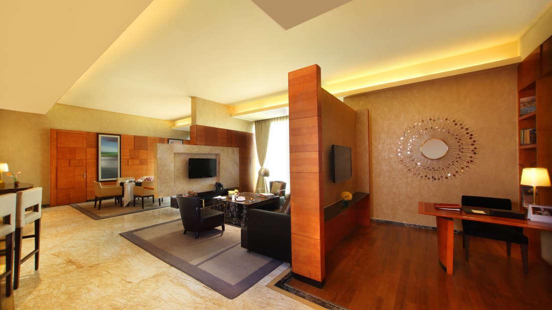 Presidential Suite3 Hotel Gokulam Grand Bangalore