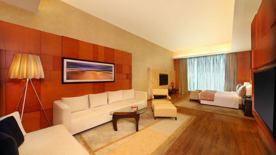 Presidential Suite4 Hotel Gokulam Grand Bangalore