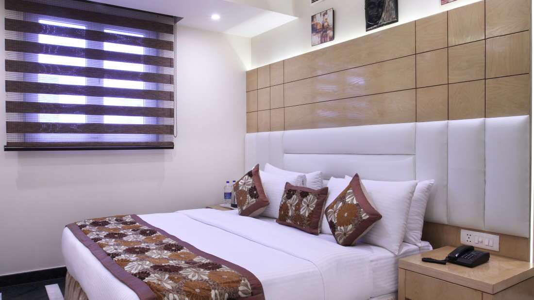 Hotel Hari Piorko - Paharganj, New Delhi New Delhi Executive Gold Hote Hari Piorko Paharganj New Delhi 1