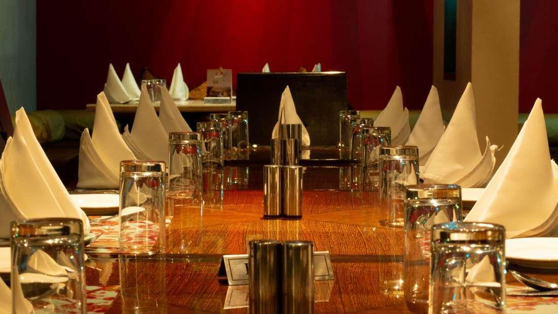 Restaurant Hotel Kanha Shyam Prayagraj 6
