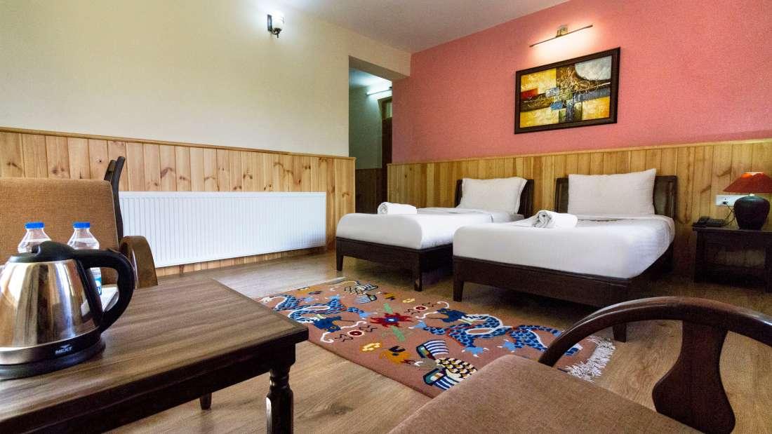 Hotel The Kaal, Leh, Ladakh Ladakh Deluxe Room Hotel The Kaal Leh Ladakh 5