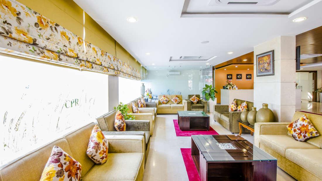 Lobby area 6