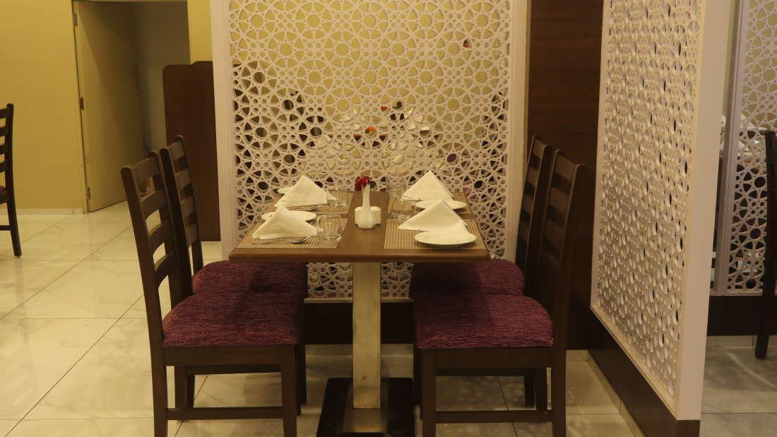 Restaurant at Kamfotel Hotel Nashik 1111