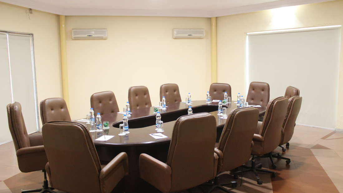 Ras Resorts in Silvassa Board Room 1
